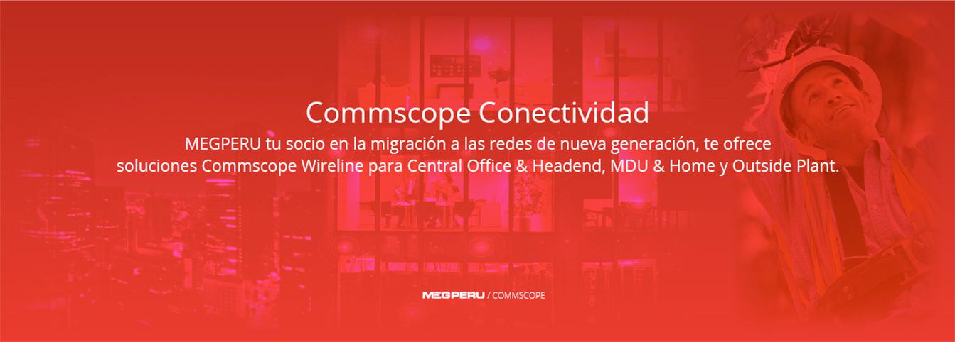 Commscope Conectividad