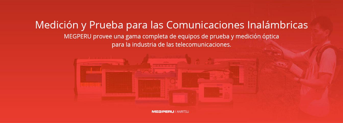 Medición y Pruebas para las Comunicaciones Inalámbricas
