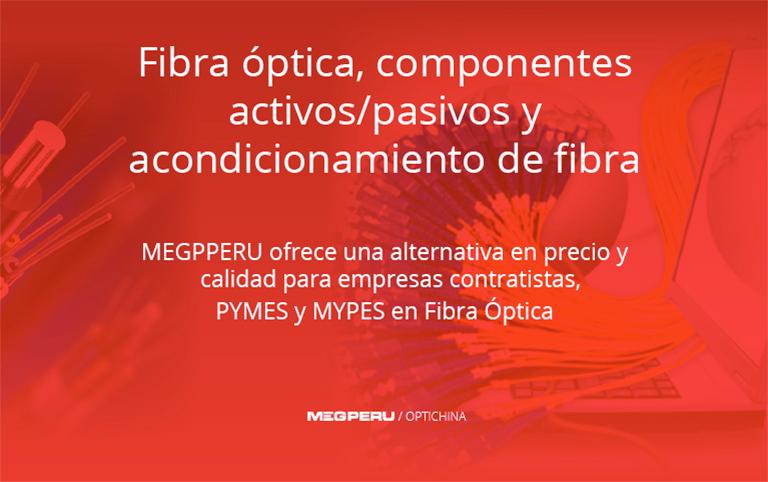 Fibra óptica Optichina