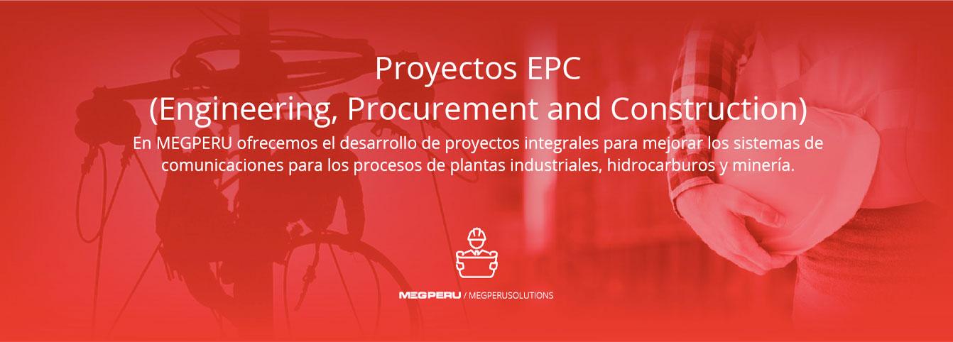 Proyectos EPC
