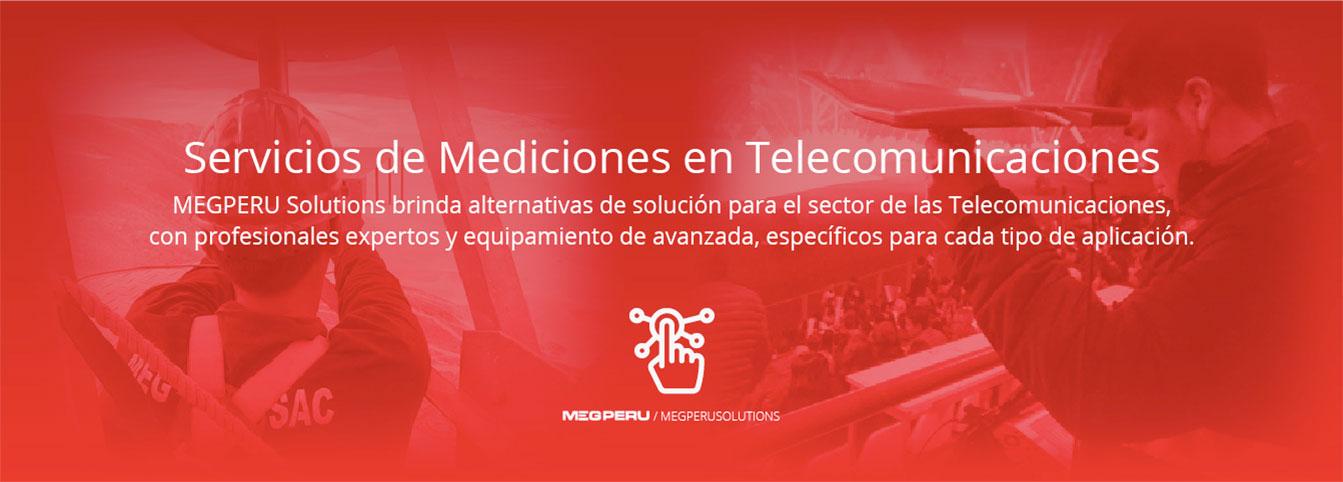 Servicios de Mediciones en Telecomunicacinoes