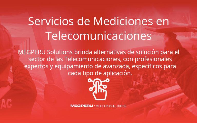 Servicios de Mediciones en Telecomunicaciones