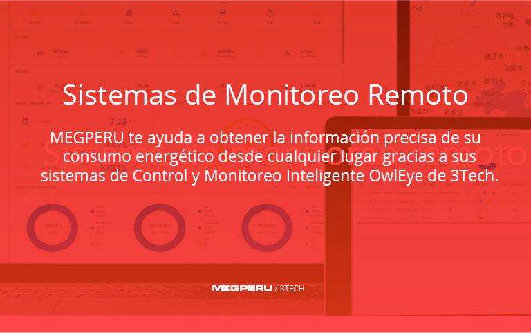 Sistemas de Monitoreo Remoto