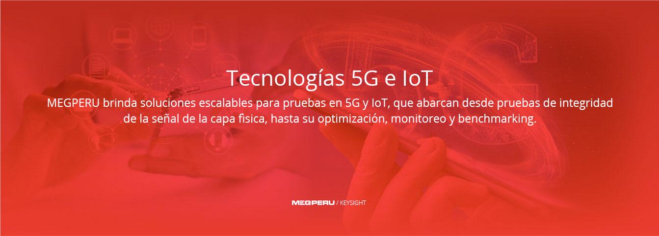 Tecnologias 5G e IoT