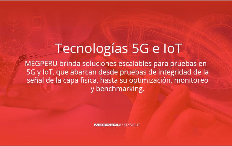 Tecnologias 5Ge IoT