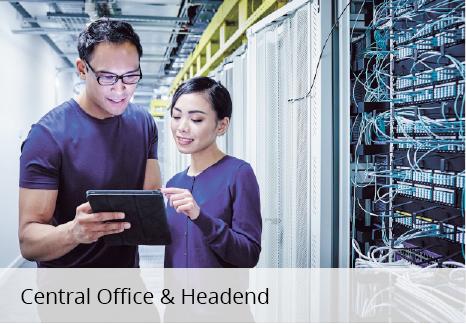 central office headend