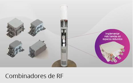 Combinadores RF