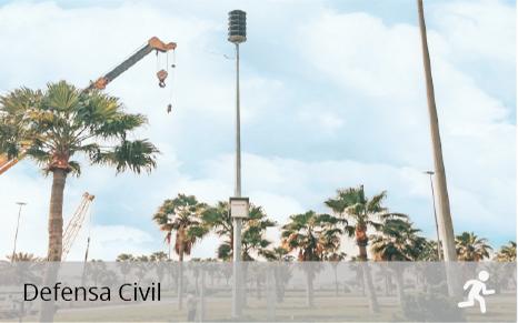 Defensa Civil HSS