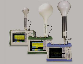 instrumento medicion campo electromagnético