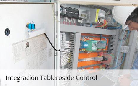 Integración Tableros de Control