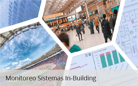 Monitoreo Sistemas In-Building Consultix
