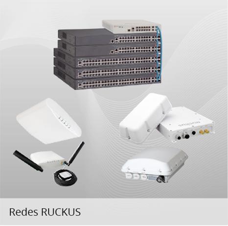 Redes Ruckus