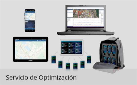 Servicio de Optimización
