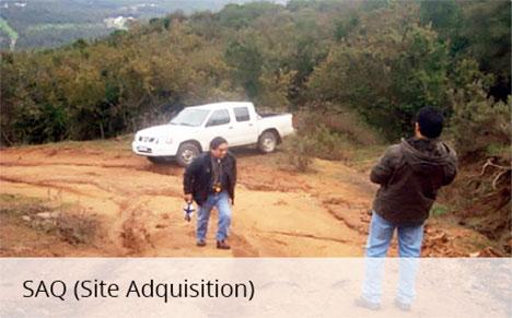 Site Adquisition