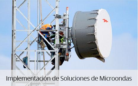 Implementación de Soluciones de Microondas