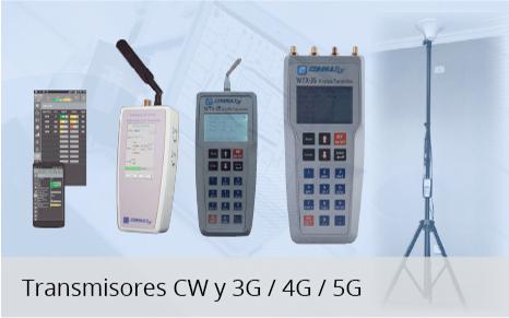Transmisores CW Consultix
